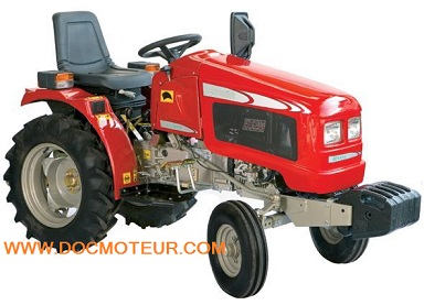 tracteur Benassi BT 2001 avec moteur lombardini diesel 25 ld 330/20